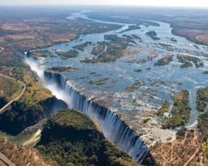 Congo Kinshasa Livingstone falls