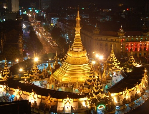 reizen naar myanmar visum